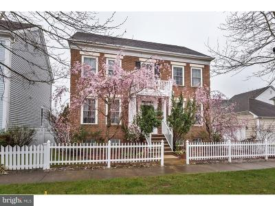 Robbinsville Single Family Home For Sale: 1154 Lake Dr E