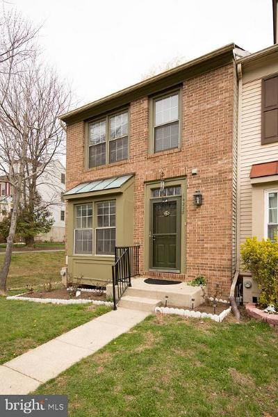 Burtonsville Townhouse For Sale: 14228 Angelton Terrace