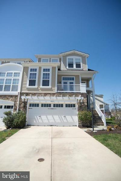Laurel Townhouse For Sale: 8807 Mirror Lake Way