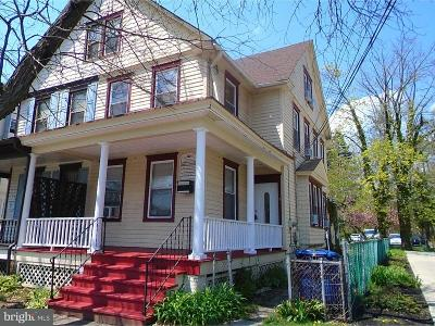Mount Holly Single Family Home For Sale: 19 Grant Street