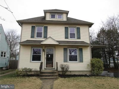 Gloucester County Single Family Home For Sale: 525 Billings Avenue