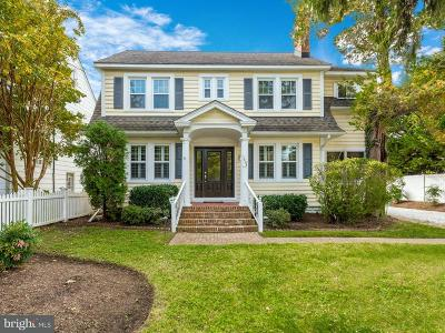 Annapolis Single Family Home For Sale: 1603 West Street
