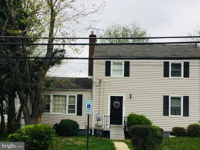 Arlington County Single Family Home For Sale: 5006 Chesterfield Road