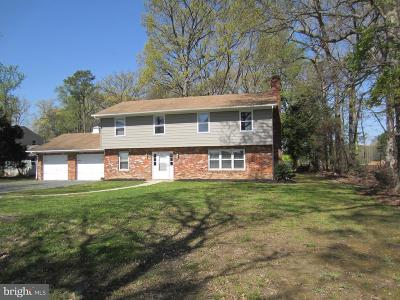 Chester Single Family Home For Sale: 1102 Cox Neck Road