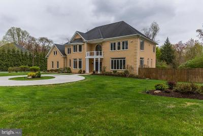 Bethesda Single Family Home For Sale: 7200 Bells Mill Road