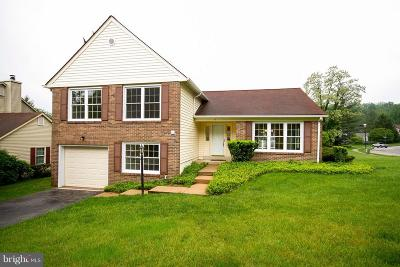 Lutherville Timonium Single Family Home For Sale: 2 Silver Stirrup Court