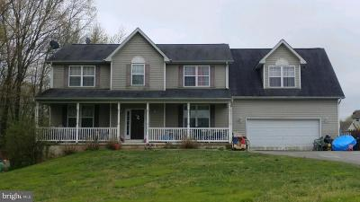 Mechanicsville Single Family Home For Sale: 26250 War Wagon Drive