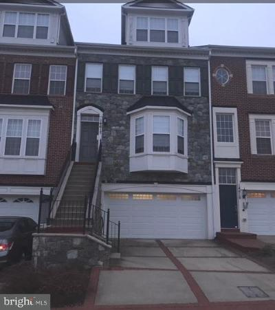 Upper Marlboro Townhouse For Sale: 14617 Argos Place