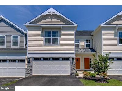 Glen Mills Townhouse For Sale: 16 Hunters Lane