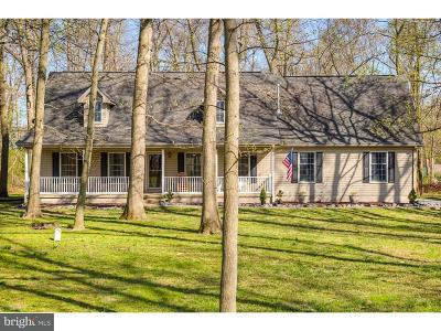 Cecilton, Warwick Single Family Home Active Under Contract: 20 Budds Landing Road