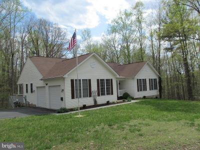Culpeper County Single Family Home For Sale: 15386 Pheasant Court