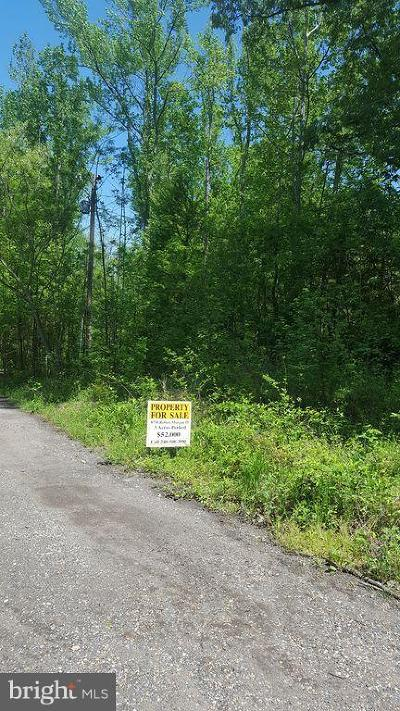 La Plata MD Residential Lots & Land For Sale: $55,000