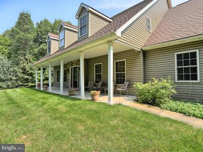 Shermans Single Family Home For Sale: 300 Fox Hollow Road