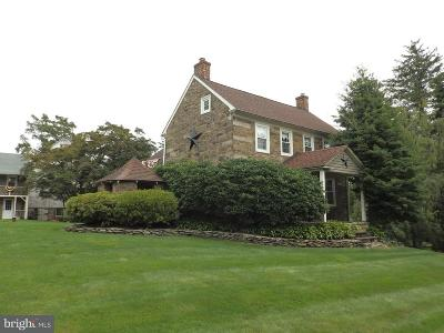 Bucks County Single Family Home For Sale: 277 S Swamp Road