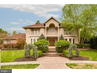 Cherry Hill Single Family Home For Sale: 12 Carriage House Court