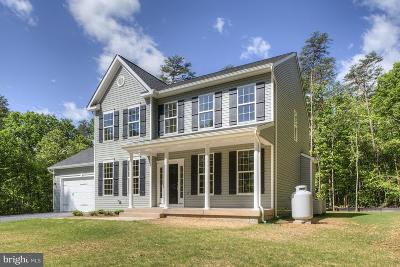 Spotsylvania Single Family Home Under Contract: 9001 Millwood Court
