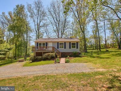 Fauquier County Single Family Home Under Contract: 6564 Grays Mill Road