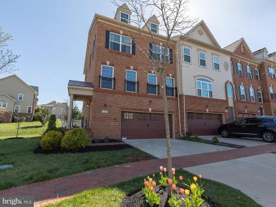 Prince Georges County Townhouse For Sale: 15315 Tewkesbury Place