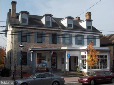 Bucks County Commercial For Sale: 14 & 16 S State Street