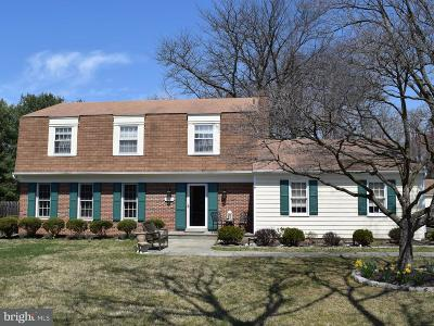 Montgomery County Single Family Home For Sale: 13413 Chestnut Oak Drive