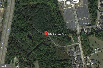 Spotsylvania County Residential Lots & Land For Sale: 9919 Glenwood Drive