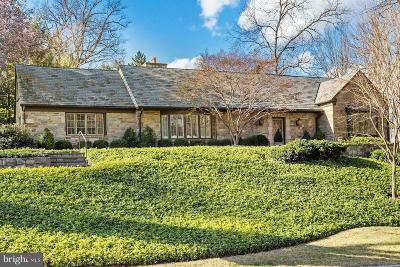 Spring Valley Single Family Home For Sale: 4995 Glenbrook Road NW