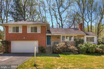 Mclean Single Family Home For Sale: 6015 Chesterbrook Road