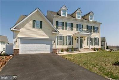 Martinsburg Single Family Home For Sale: 76 Anthony Taylor Way