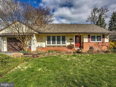 Single Family Home For Sale: 812 Hillaire Road