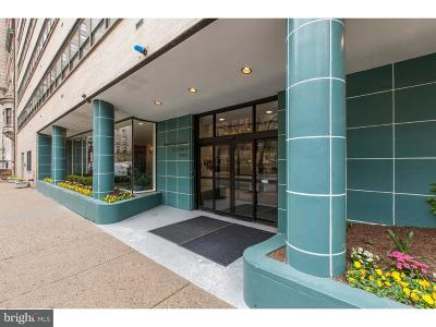 Single Family Home For Sale: 1806-18 Rittenhouse Square #608