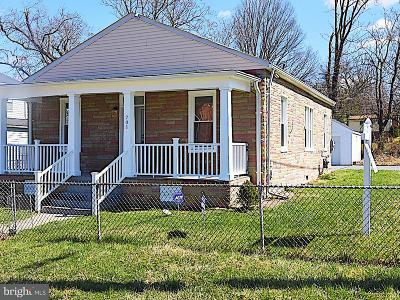 Fairmount Heights Single Family Home Under Contract: 701 60th Avenue