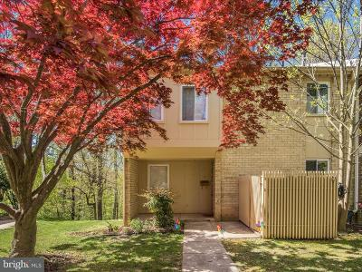 Reston Townhouse For Sale: 11063 Saffold Way