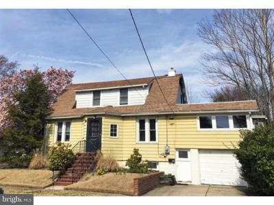 Pennsauken Single Family Home For Sale: 5405 Garden Avenue