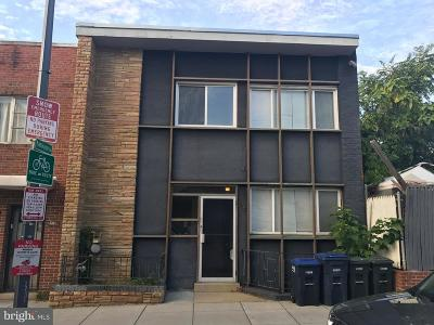 Washington Single Family Home For Sale: 705 Kenyon Street NW