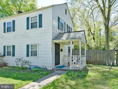 Single Family Home For Sale: 4715 Muskogee Street