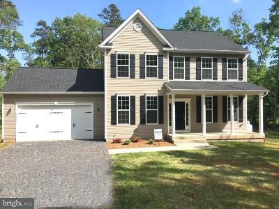 Culpeper County Single Family Home For Sale: 10134 Churchside Lane