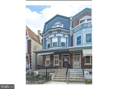 Mt Airy (East), Mt Airy (West) Single Family Home For Sale: 88 W Sharpnack Street
