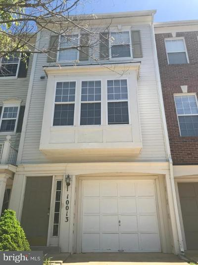 Bristow Townhouse Under Contract: 10013 Moxleys Ford Lane