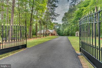 Fairfax County Single Family Home For Sale: 7323 Clifton Road