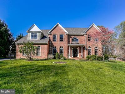 Howard County Single Family Home For Sale: 1660 Woodstock Road