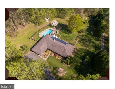 chesapeake beach Single Family Home For Sale: 4655 Willows Road