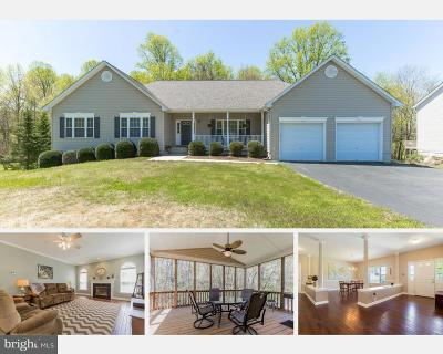 Owings Single Family Home For Sale: 170 Coventry Court