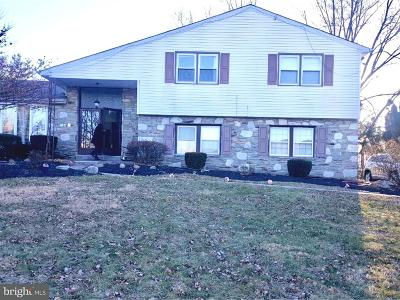 Huntingdon Valley Single Family Home For Sale: 636 Killdeer Lane