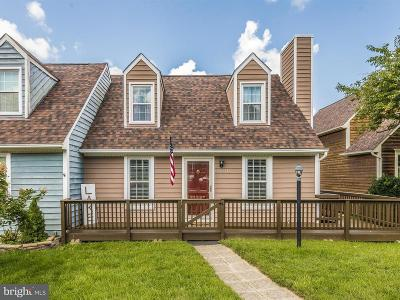 New Market Single Family Home Active Under Contract: 6580 Hemlock Point Road