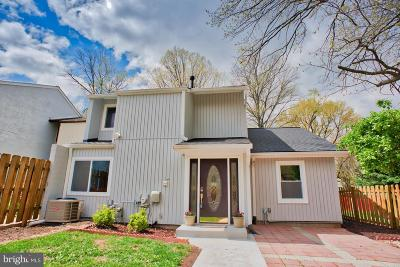 Gaithersburg Townhouse For Sale: 7507 Laytonia Drive