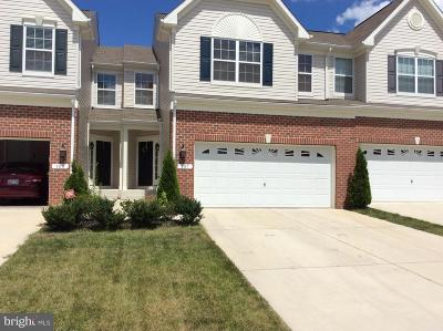 Harford County Rental For Rent: 507 Plume Court
