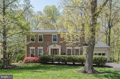 Woodbridge Single Family Home For Sale: 11790 Cotton Mill Drive