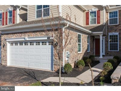 Collegeville Townhouse For Sale: 110 Iron Hill Way
