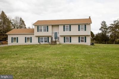 Culpeper County Single Family Home For Sale: 9179 Settle School Road