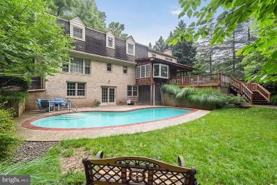 Annapolis Single Family Home For Sale: 521 Powell Drive